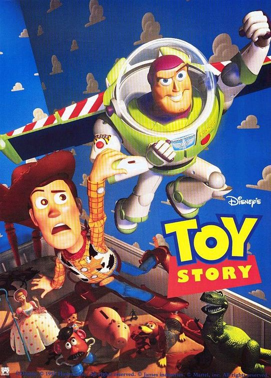 Toy Story American Animated Movies
