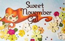 Order Sweet November Stamps