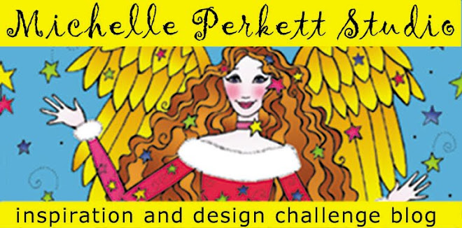 MICHELLE PERKETT STUDIO DESIGN CHALLENGE BLOG