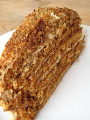 Belgian honey cake recipe