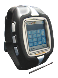 HP-watch (HPJamTangan)~touch-screen