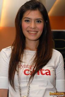 clarissa putri sexy hot picture gambar foto artis seksi indonesia