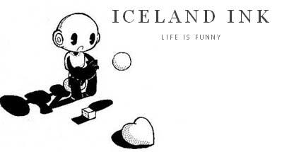 Iceland Ink