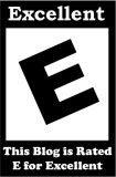 e for excellent