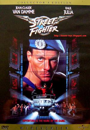 Street Fighter Film