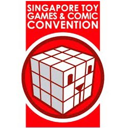 Singapore Toy Games & Comic Convention STGCC