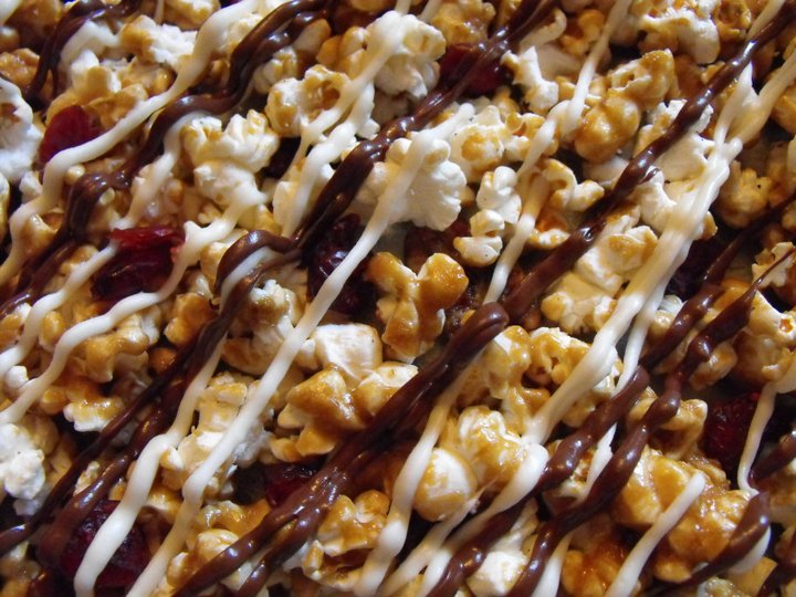 Caramel Chocolate Corn Recipes — Dishmaps