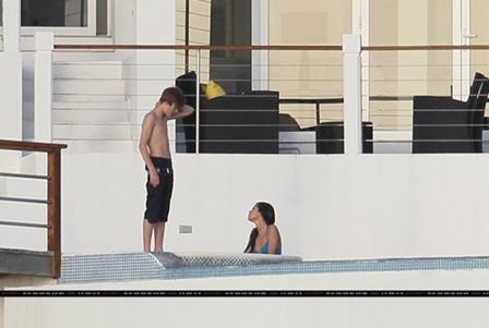 fotos de selena gomez y justin bieber. Bieber y Selena Gomez no