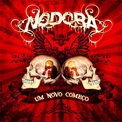 Nodora - Um Novo Comeco EP [2009] Nodora+-+Cover