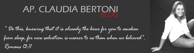 CLAUDIA BERTONI USA