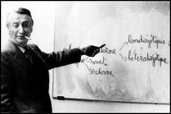 """""""Todo esto debe ser leído como si fuera dicho por un personaje de novela"""". (Barthes por Barthes)"""
