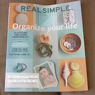 real simple magazine June 2010 issue