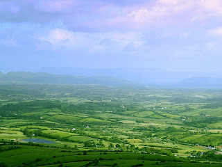 beautiful irish countryside