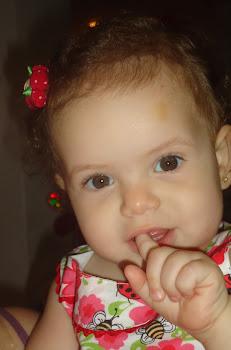 Minha neta, minha vida ,minha felicidade
