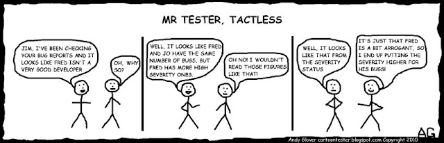 metric test