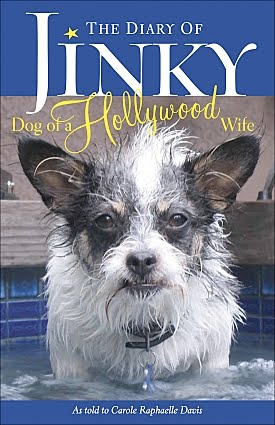 Jinky, the first L.A. death row dog who paved the way to the Riviera. Order Jinky, click on him