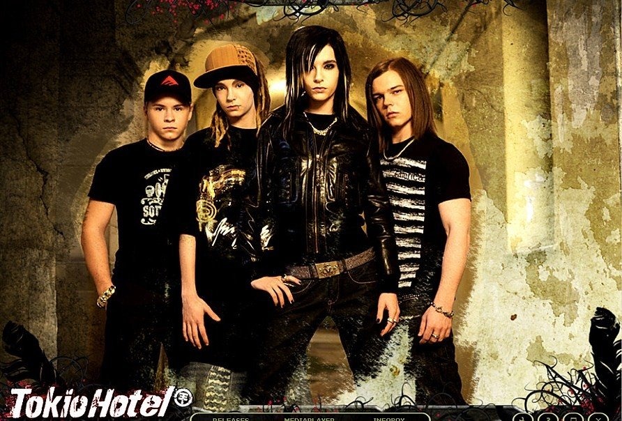 =Tokio Hotel=