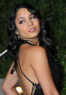 Vanessa Hudgens @ 2010 Vanity Fair Oscar Party