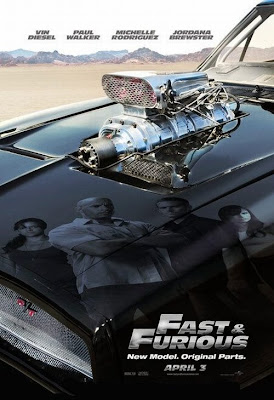 Recomandari filme 2009  : Fast & Furious