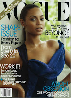 Beyonce in Vogue