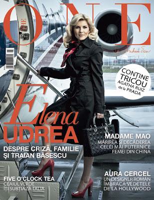 Elena Udrea este The One