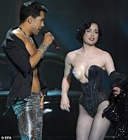 Eurovision 2009 : Dita Von Teese