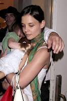 Katie Holmes - no make-up