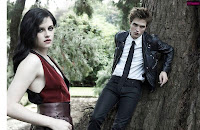 Robert Pattinson si Kristen Stewart