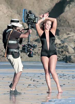 Mariah Carey fat