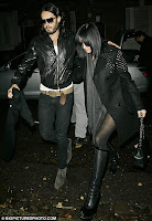 Katy Perry, Russel Brand