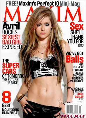 Avril Lavigne Maxim