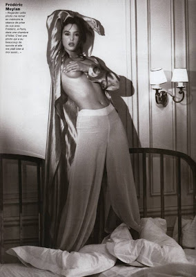 Monica Bellucci Photo Magazine