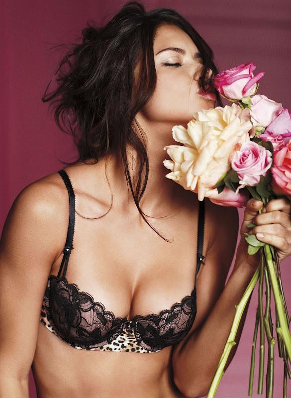 Adriana Lima - Special Valentine's Day Photoshoot