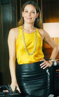 Bastidores da TV: Carolina Ferraz na mira da Record
