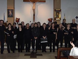 Coro Entre Amigos  Ciudad Autónoma de Buenos Aires