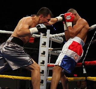 Raul Marquez fotos de combates de boxeo