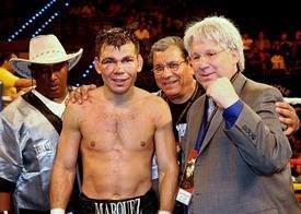 Raul Marquez tecnicas de boxeo