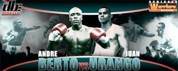 Urango vs Berto