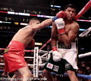 Ortiz vs Maidana