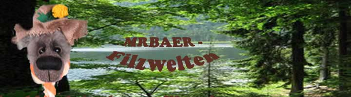 MRBAER - Filzwelten