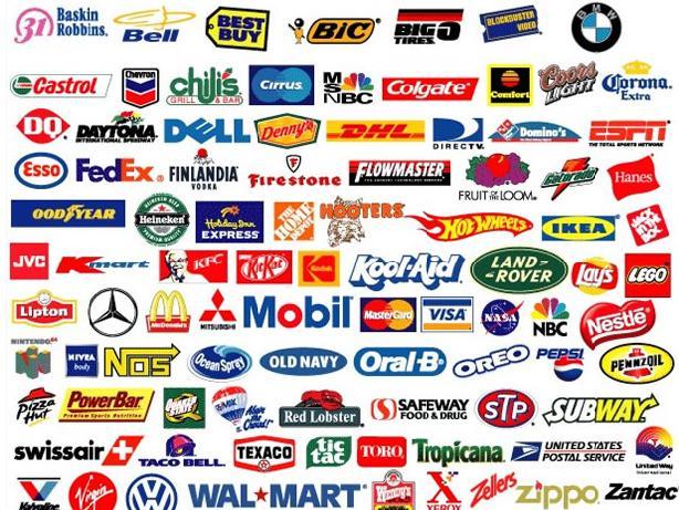 Logos de marcas mundiales - Imagui