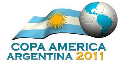 Grupos Copa America 2011 Argentina
