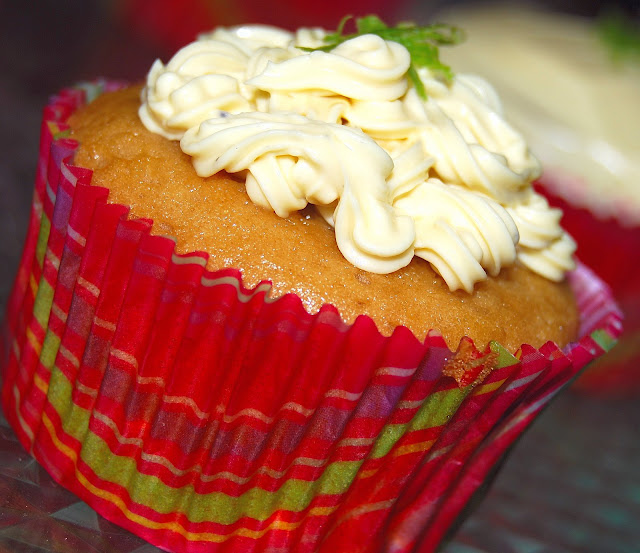 Lemon Cupcakes, vegan recipe