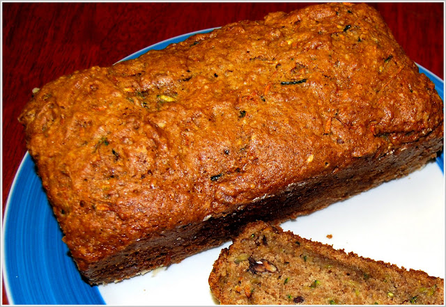 Low Fat Zuccini Bread 118
