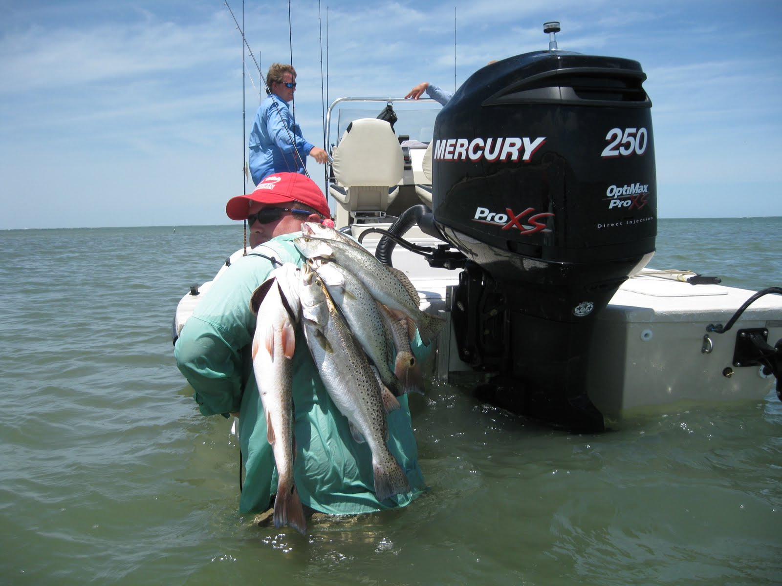 Ron 39 s rockport fishing reports april fishing for Rockport texas fishing report