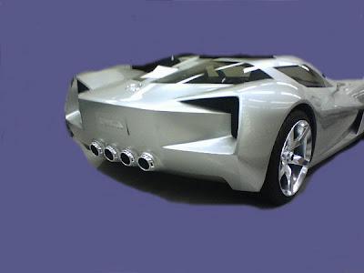 Corvette concept that's
