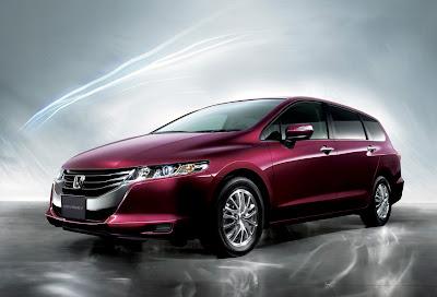 Honda's JDM Odyssey � not to