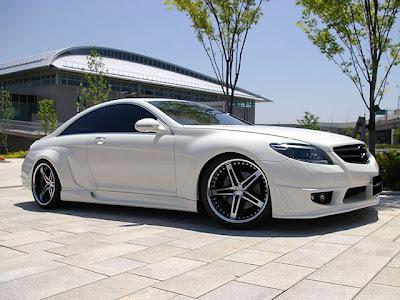 Performance Acura on Car News  Mercedes Cl Widebody Kit By Vitt Performance