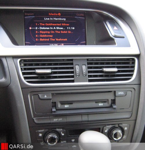Dumb Question, But Where Is The SD Card Slots On A 2009 S5?