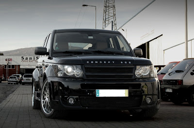 98 range rover body kit